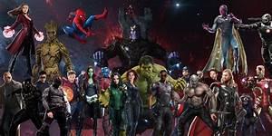 Infinity War Influenced By '90s Heist Films   Screen Rant