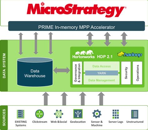 Microstrategy And Stingernext Big Data Innovations For