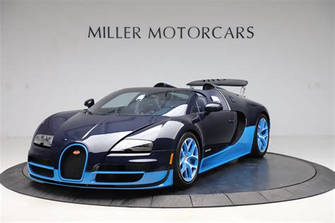 The development of the bugatti veyron was one of the greatest technological challenges ever known in the automotive industry. Pre-Owned 2014 Bugatti Veyron 16.4 Grand Sport Vitesse For Sale (Special Pricing) | Aston Martin ...