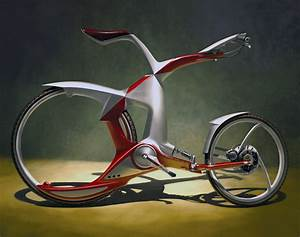 Photoshop Images Conceptual Bikes Drawthrough The Personal And