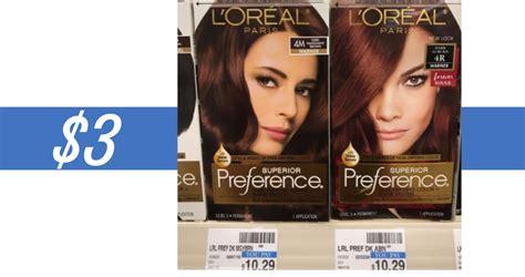 70% Off L'oreal Hair Color At Cvs