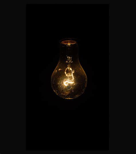 light bulb hd wallpaper for your mobile phone