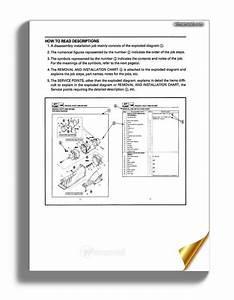 Yamaha Xt225 Service Manual