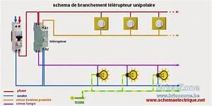 Cablage Bouton Poussoir : urgent cablage telerupteur et bouton poussoir page 2 ~ Nature-et-papiers.com Idées de Décoration