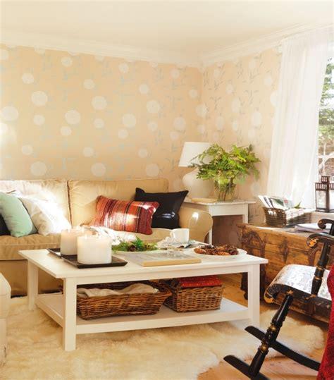 Wohnzimmer Im Landhausstil Gestalten  55 Gemütliche Ideen