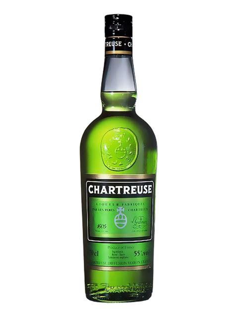 Liqueurs herbales CHARTREUSE Verte 55% - Maison du Whisky