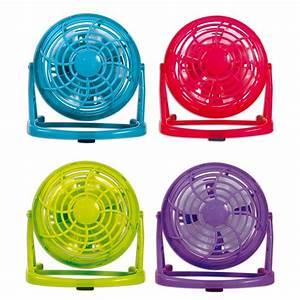 Petit Ventilateur De Bureau : mini ventilateur poser 3 55 ~ Nature-et-papiers.com Idées de Décoration