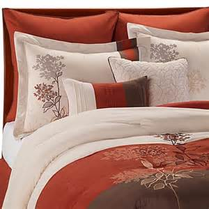 jacklyn spice bedding ensemble bed bath beyond