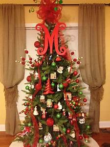 17 best images about christmas tree ideas on pinterest With wooden letters for christmas tree