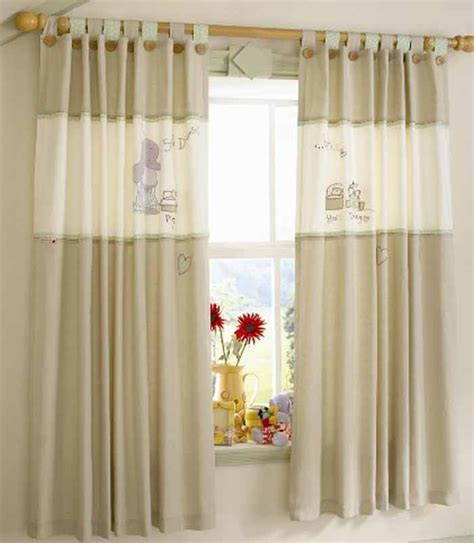 4 styles of bedroom curtains