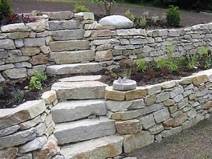 Steine Für Trockenmauer : 25 best ideas about hochbeet aus stein auf pinterest ~ Michelbontemps.com Haus und Dekorationen