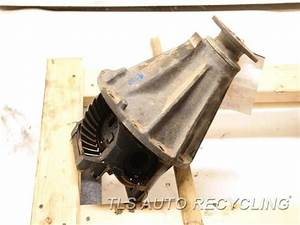 2006 Toyota Tacoma Rear Differential - Rear Differential  4x4 - Used