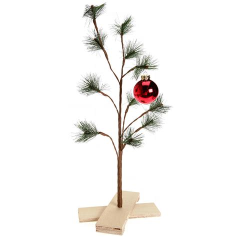 good grief charlie brown pathetic christmas tree the