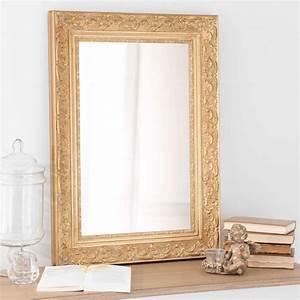 Maison Du Monde Miroir : miroir dor maison du monde id es de d coration int rieure french decor ~ Teatrodelosmanantiales.com Idées de Décoration