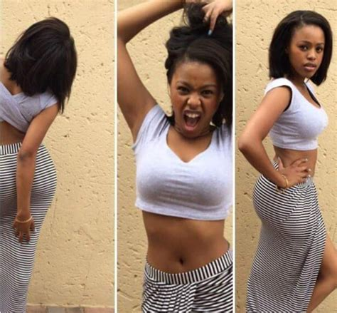 Natasha Thahane Reveals Her Favourite SA Rapper   Youth