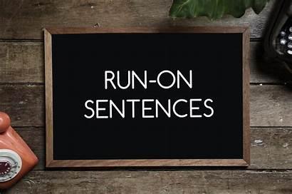 Run Sentences Examples Sentence Correct Corrections Them