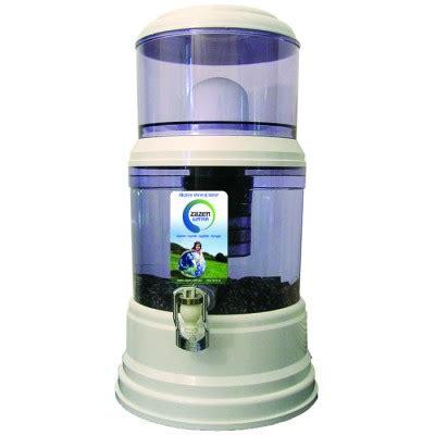 zazen alkaline water system welnis
