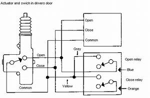 how to With wiring diagram together with wiring 5 wire reverse polarity door locks
