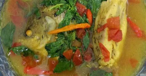 Resep sop gurame, istimewa tersaji di atas meja makan untuk jamuan spesial ataupun makan bersama keluarga di akhir pekan. 165 resep sup gurame kemangi enak dan sederhana - Cookpad