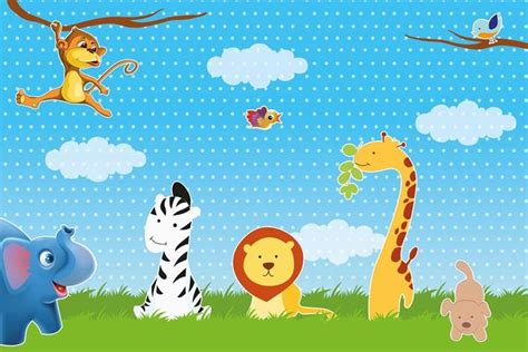 Childrens Animal Wallpaper - childrens bedroom wallpaper best ideas for room
