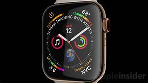 Apple Watch Series 4 is here with full-screen OLED display ...