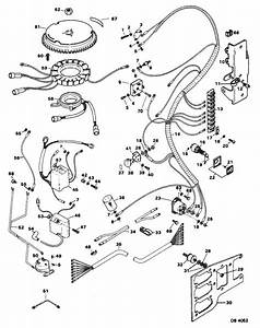 Force 85 Hp  1985  Electrical Components Parts