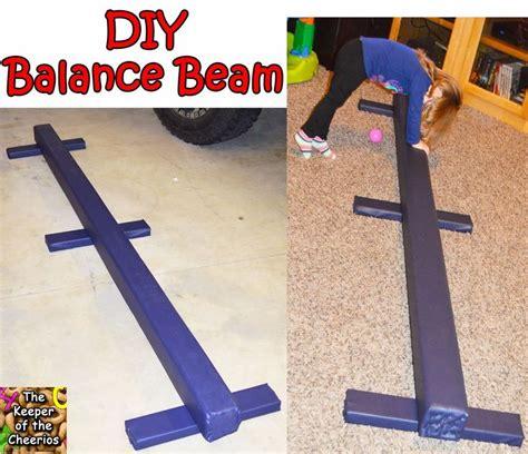 the keeper of the cheerios diy balance beam diy 940 | 30365f6462b973b07673ac85c6b2e5e2