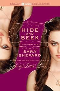 Hide And Seek Lying Game Series 4 By Sara Shepard