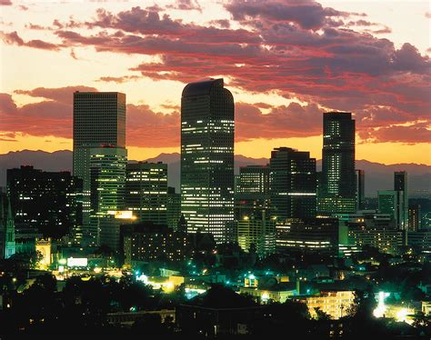 Of Denver by World Visits Denver Colorado Travel Guide