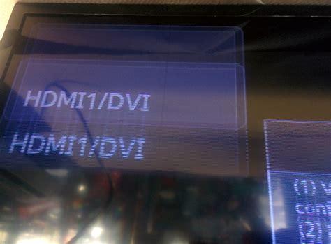 solucionado televisor se ve doble imagen yoreparo