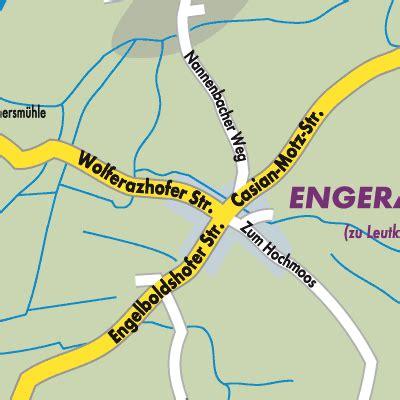 karte von leutkirch im allgaeu stadtplandienst deutschland