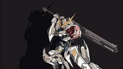 Gundam Orphans Barbatos Blooded Iron Suit Mobile