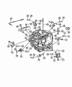 Dodge Sprinter 3500 Sensor  Exhaust Back Pressure  Fuel