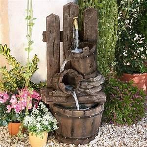 Wasserspiel Garten Selber Bauen : wasserspiel selber bauen flashzoom garten pinterest gardens ~ Frokenaadalensverden.com Haus und Dekorationen