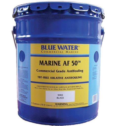 Bluewater Boat Paint by Blue Water Marine Paints