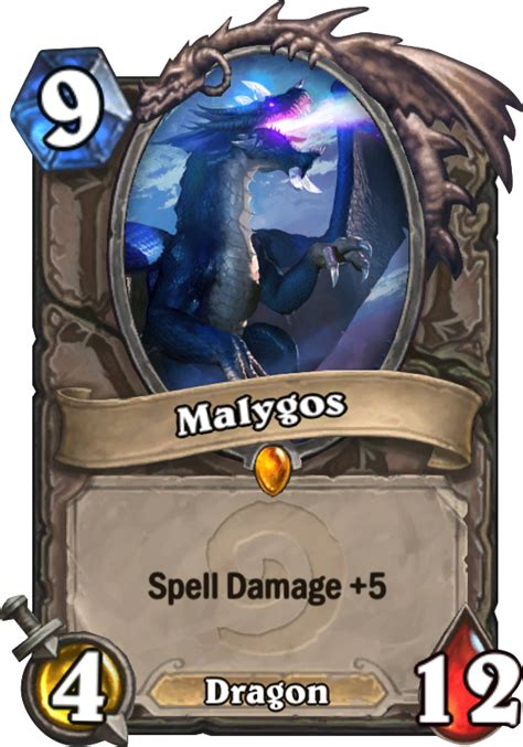 malygos hearthstone card