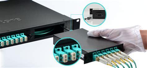 mtp  mpo connectivity  high density data centersfiber