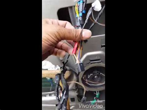 gmc yukon turn signalpower fold mirror conversion youtube