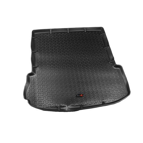 rugged ridge cargo liner black 2011 2014 ford explorer 82972 10 the home depot