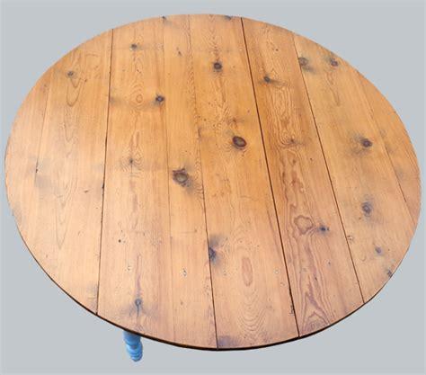 table ronde cuisine pied central plateau rond en bois pour table myqto com