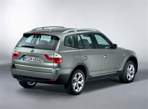 2009 Bmw X3 First Details And Photos