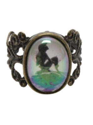 disney the little mermaid ariel ring from hot topic