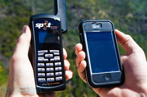 spot global phone spot global phone review a satellite phone for the masses