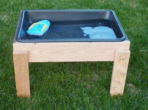 Water Tables, Lawn Games And Sprinkler