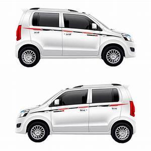 Top Cutting Sticker Mobil Wagon R Terbaru