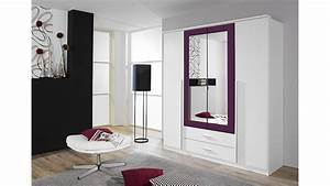 Kleiderschrank Weiß Brombeer : kleiderschrank krefeld wei und lila mit spiegel 181 cm ~ Indierocktalk.com Haus und Dekorationen