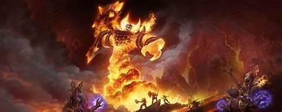 Wow Warcraft Ragnaros Classic Onyxia Pc Claimed
