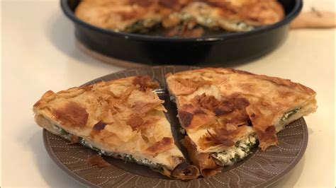 Pite tradicionale me spinaq-Traditional Albanian food ...