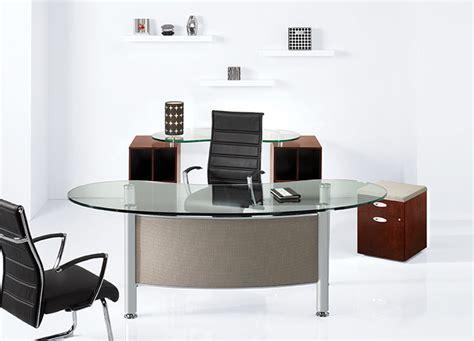 glass top office desk contemporary office desk desk