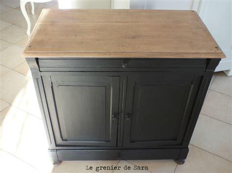 customiser meuble cuisine meuble bas patiné broc et patine le grenier de